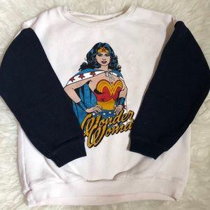 Zara Wonder Woman Sweatshirt